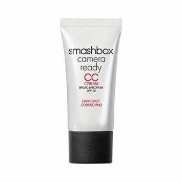 Smashbox SPF 30 Camera Ready CC Cream Broad Spectrum Dark Spot Correcting, Light/Medium, 1 Fluid Ounce