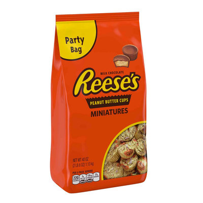 Reese's Peanut Butter Cups Miniatures