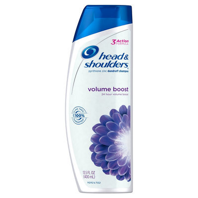 Head & Shoulders Volume Boost Anti Dandruff Shampoo 13.5 oz