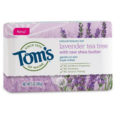 Tom's OF MAINE Lavender Tea Tree Natural Beauty Bar