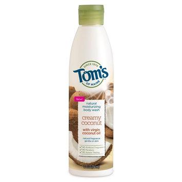 Tom's of Maine Creamy Coconut Body Wash - 12oz