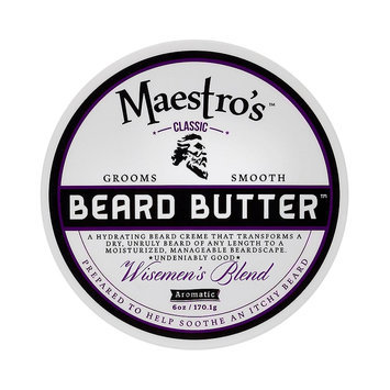 Maestro's Classic Wisemen's Blend Beard Butter - 4.0 oz