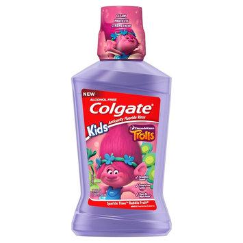 Colgate® Trolls™ SPARKLE TIME™ BUBBLE FRUIT® MOUTHWASH