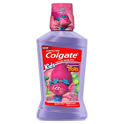 Colgate Kids Trolls Mouthwash 500 mL