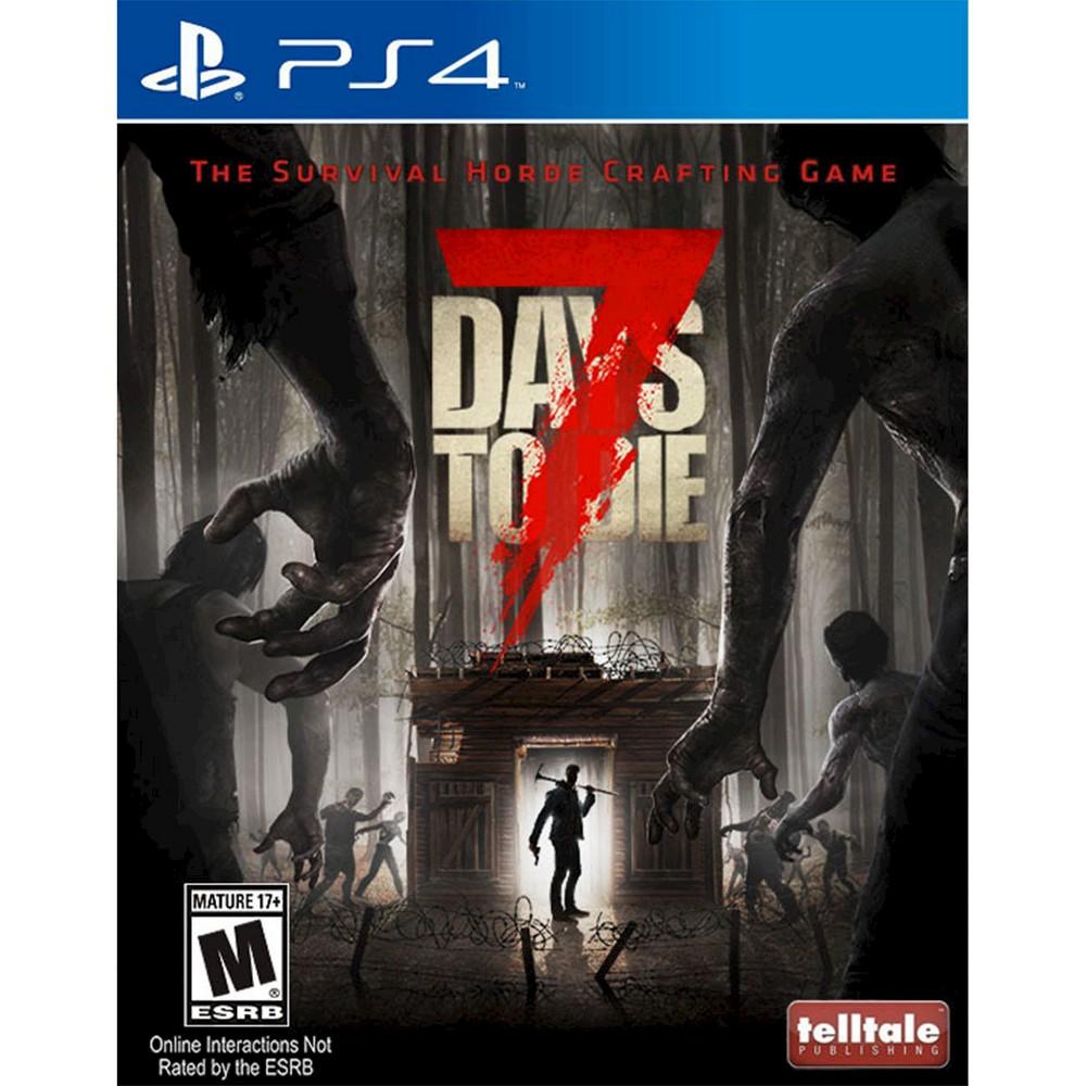 7 Days to Die (PlayStation 4)