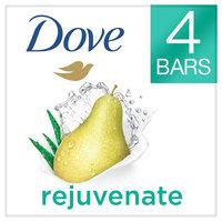 Dove Rejuvenate Pear and Aloe Vera Scent Beauty Bar - 4ct - 4oz