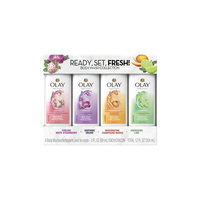 Olay Fresh Outlast Body Wash Variety Pack