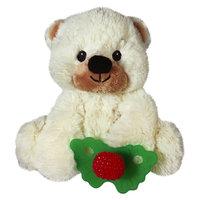 Razbaby Teether Cream (Ivory) Buddy Bear
