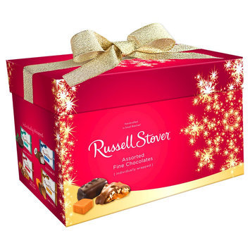 Russell Stover® Assorted Chocolates Christmas Box
