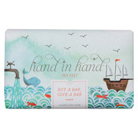 Hand in Hand Sea Salt Palm Free Bar Soap 5 oz