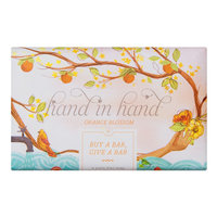 Hand in Hand Orange Blossom Palm Free Bar Soap 5 oz