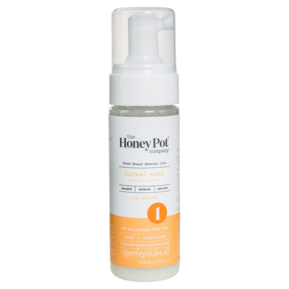 Honey Pot Feminine Wash 6 floz