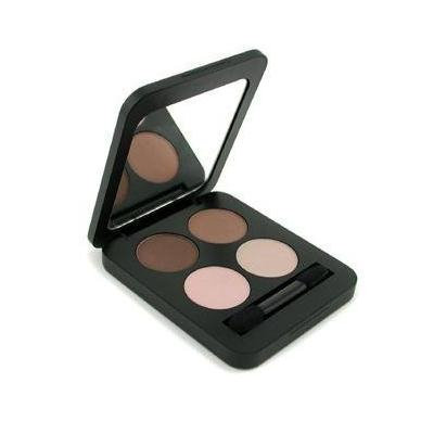 Youngblood Pressed Eyeshadow Quads - Shanghai Nights 0.14 oz/4 g