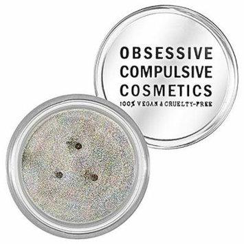 Obsessive Compulsive Cosmetics Face & Body Cosmetic Glitter, Mirrorball, 0.08 Ounce