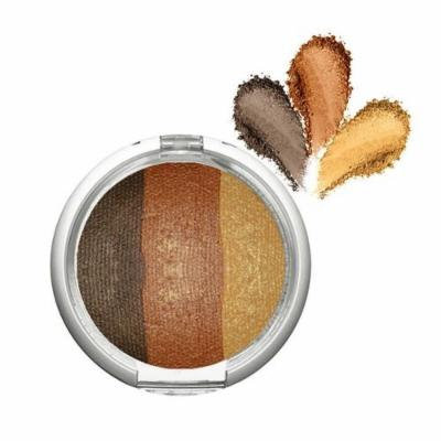 Palladio Baked Eye Shadow Trio Metallics