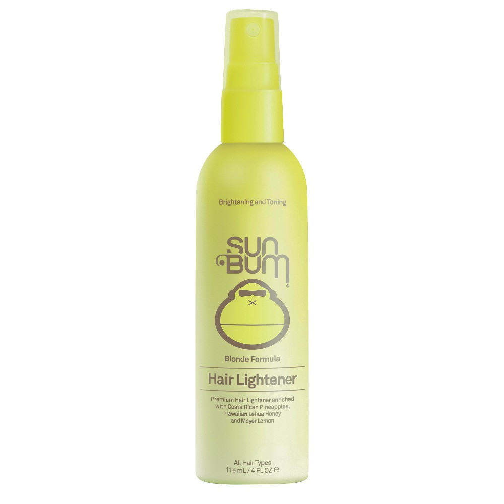 Sun Bum Blonde Formula Hair Lightener