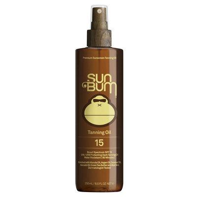 Sun Bum Tanning Oil Spf 15 8.0 oz
