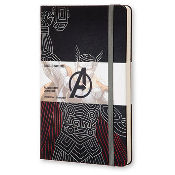 Moleskine Limited Edition Avengers Large Ruled Notebook - Thor by Moleskine