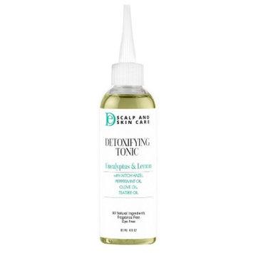 Design Essentials Scalp & Skin Care Detoxifying Tonic - 4 fl oz