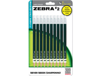 Zebra Pen Corporation ZEB51311 - Zebra Pen #2 Mechanical Pencil