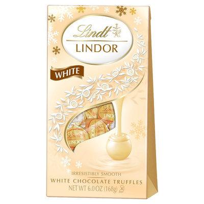 Lindt Lindor Christmas White Chocolate 6oz