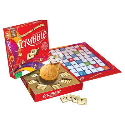 Gamesformotion Scrabble Chocolate Edition