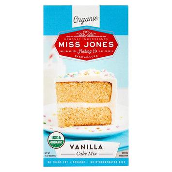 Miss Jones Organic Vanilla Cake Mix 14.67oz