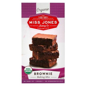 Miss Jones Organic Brownie Baking Mix 14.67
