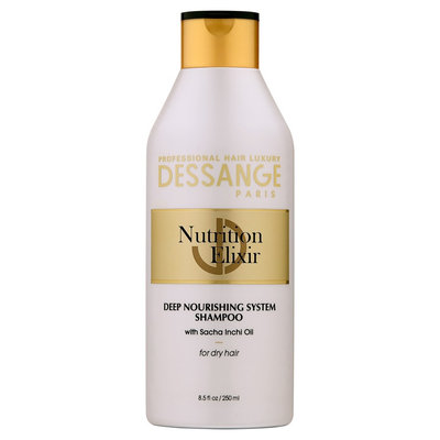 Dessange Paris Nutrition Elixir Deep Nourishing System Shampoo - 8.5 oz