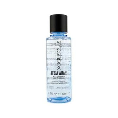 Smashbox It's a Wrap Waterproof Makeup Remover, 4.2 Fluid Ounce