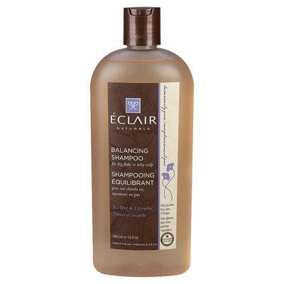 Eclair Naturals Tea Tree & Lavender Balancing Shampoo 12 oz