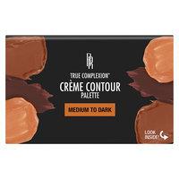 Black Radiance True Complexion Crème Contour Palette Medium to Dark .26 oz