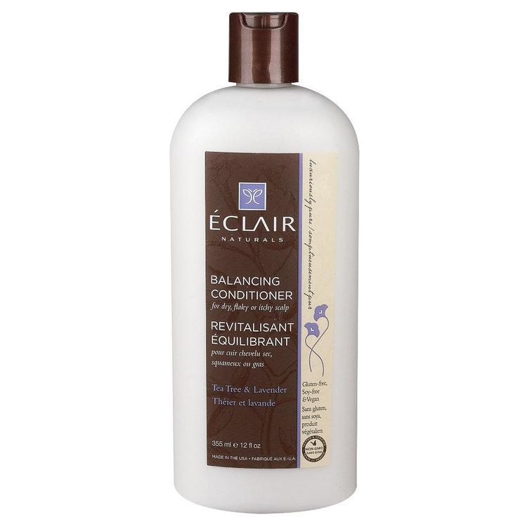 Eclair Naturals Tea Tree & Lavender Balancing Conditioner 12 oz