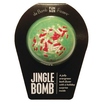 Da Bomb Bath Fizzers Jingle Bomb Bath Soak