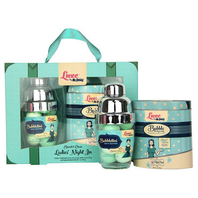 Luxe by Mr Bubble Sweet & Clean Ladies Night In Gift Set 11.2 oz