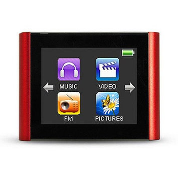 Mach Speed Eclipse T180 4GB MP3 Red