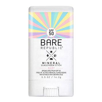 Bare Republic SPF50 Mineral Baby Stick 0.5 oz