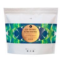 L Organic Cotton Regular Pads 42 Count