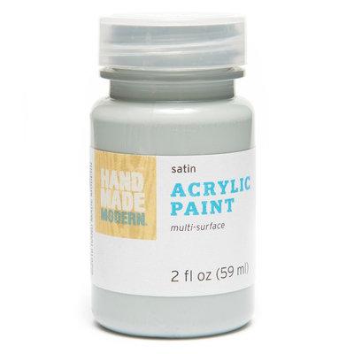 Plaid Enterprises, Inc. Hand Made Modern - 2oz Satin Acrylic Paint - Morning Mist