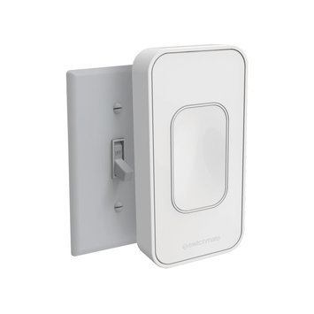 Smart Light Switch Toggle Color: White