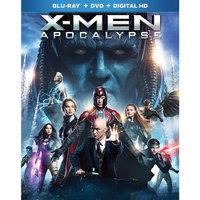 X-Men: Apocalypse (Blu-ray/Dvd + Digital)