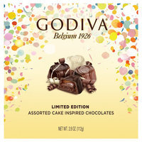 Godiva Limited Edition Chocolate Mixes 3.9 oz