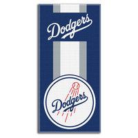 Northwest Co MLB Dodgers Zone Read Beach Towel