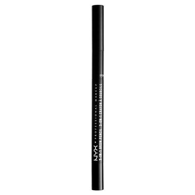 Nyx 3 IN 1 Brow Pencil Medium Brown 0.5 oz