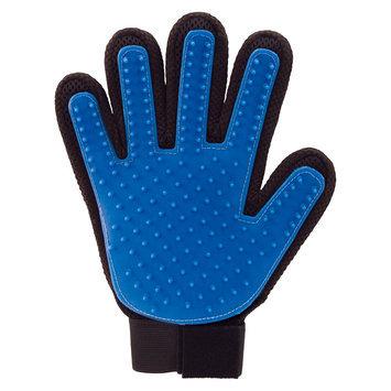 True Touch Five Finger Deshedding Glove