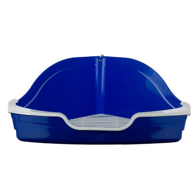 All Living Things® Scatterless Small Animal Litter Pan (Color Varies) size: Large