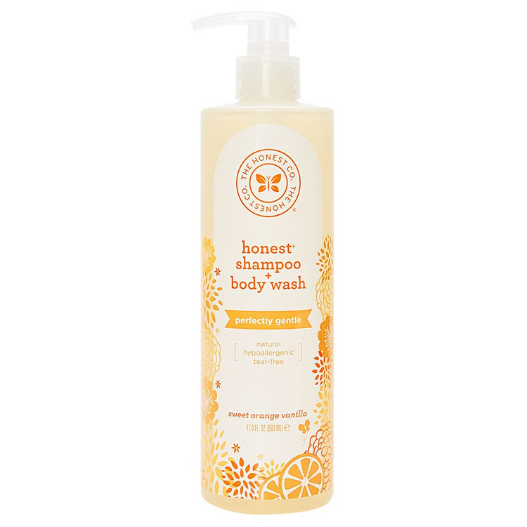 f57d589aeb8 The Honest Co. Shampoo + Body Wash Sweet Orange Vanilla Reviews 2019