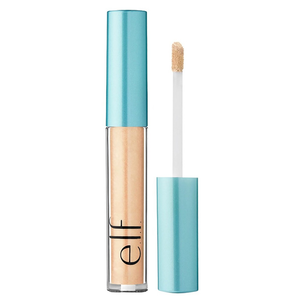 e.l.f. Eyeshadow Light Gold .09 oz, Liquid Gold