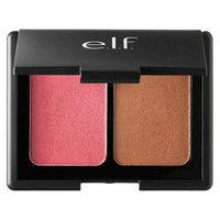 e.l.f. Bronzer Blush Medium Multi-color .29 oz, Bronzed Pink Beige