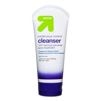 Continuous Control Cleanser 5 oz - up & up